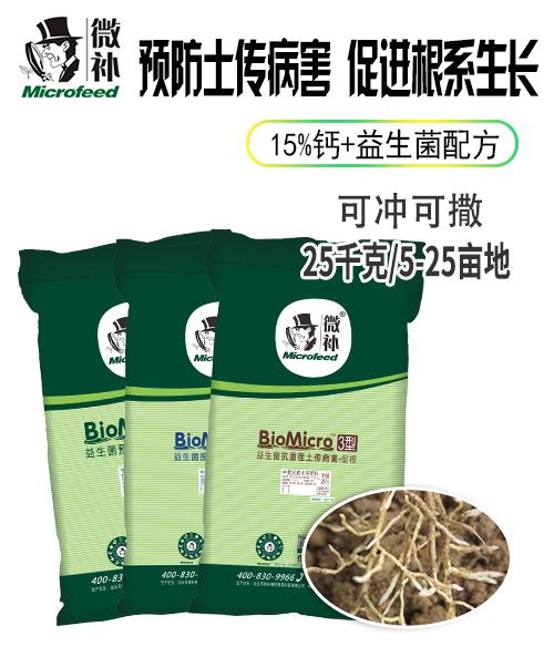 BioMicro土传病害防控系列1型 /2型 /3型
